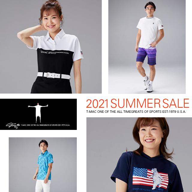ティーマックSALE 2021春夏新作